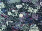 水彩花柄 コン